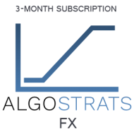 Algostrats: FX 3-Month Subscription