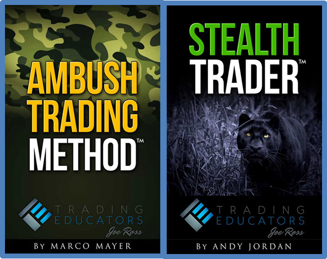 Marco Mayer and Andy Jordan provide trading strategies in any market condition including commodity trading.